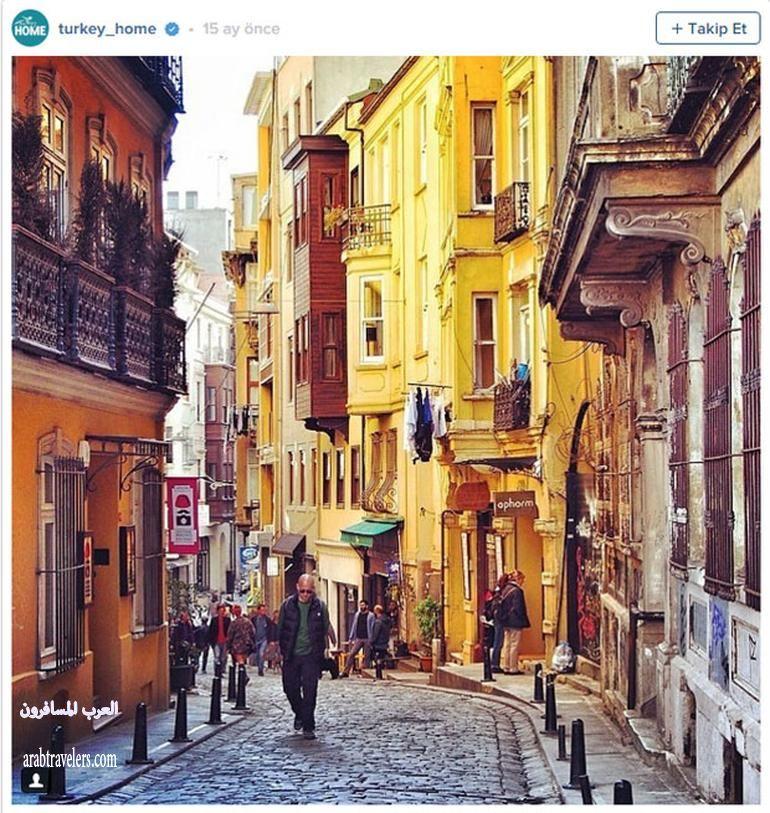 مدينة إسطنبول اجمل مدن العالم 411032 المسافرون العرب