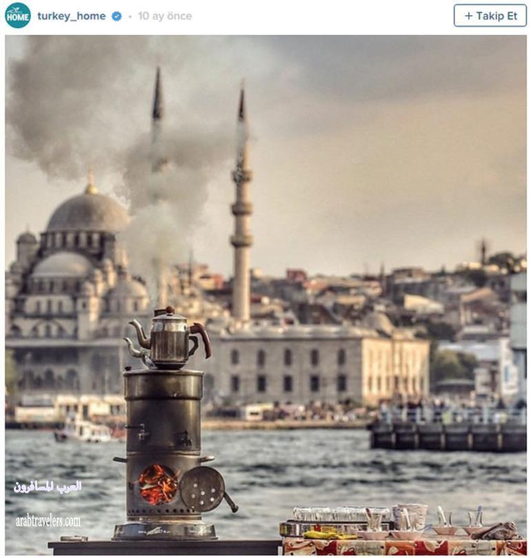 مدينة إسطنبول اجمل مدن العالم 411034 المسافرون العرب