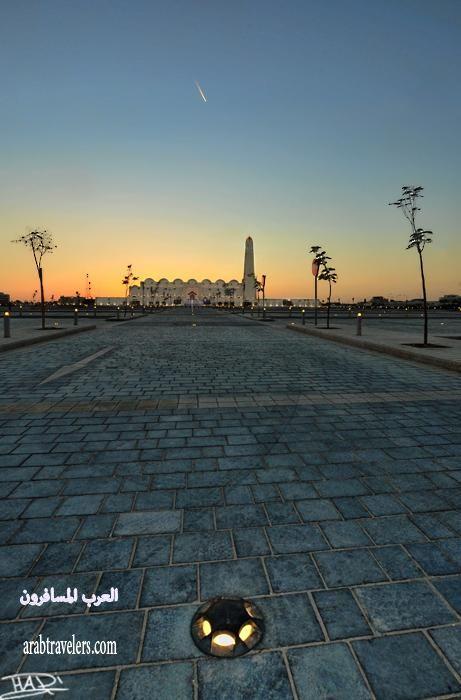 افتتاح مسجد الإمام محمد بن عبد الوهاب بـ قطر .. 411043 المسافرون العرب