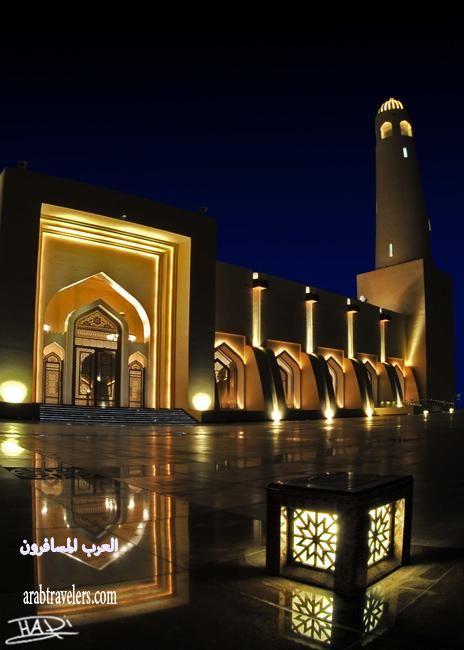 افتتاح مسجد الإمام محمد بن عبد الوهاب بـ قطر .. 411045 المسافرون العرب