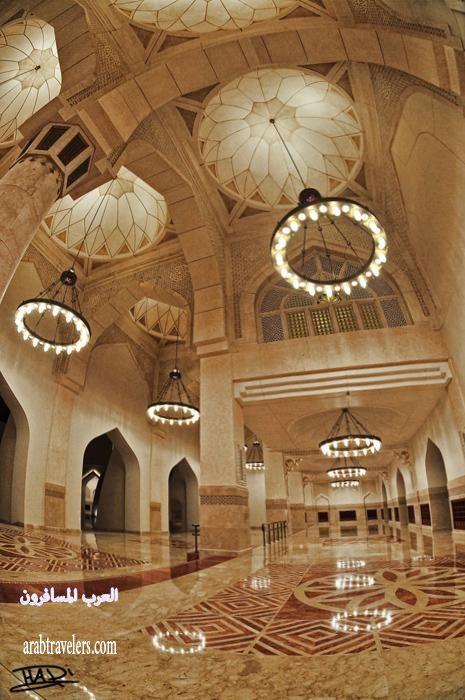 افتتاح مسجد الإمام محمد بن عبد الوهاب بـ قطر .. 411047 المسافرون العرب