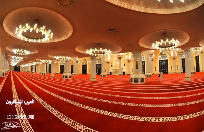افتتاح مسجد الإمام محمد بن عبد الوهاب بـ قطر .. 411049 المسافرون العرب