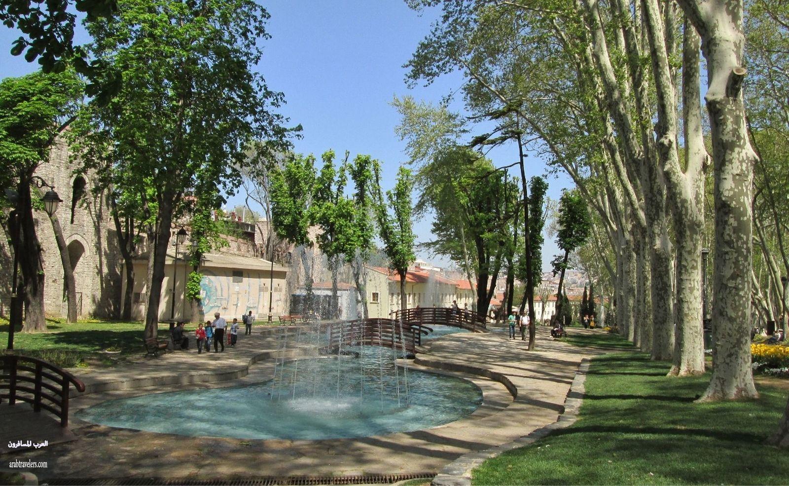 411075 المسافرون العرب اجمل صور حدائق تركيا