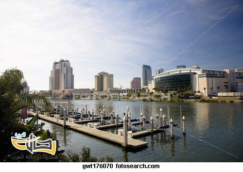 جولة سياحية مصورة الى مدينة تامبا في ولاية فلوريدا 4134 المسافرون العرب
