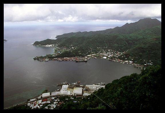متعة السياحة الطبيعية ومعلومات مصورة جزر ساموا الامريكية 4309 المسافرون العرب