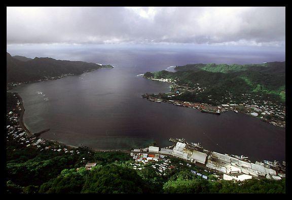 متعة السياحة الطبيعية ومعلومات مصورة جزر ساموا الامريكية 4310 المسافرون العرب