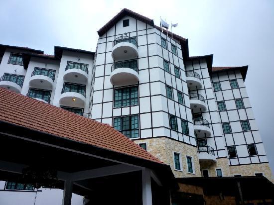 453300 المسافرون العرب فندق اوانا جنتنق