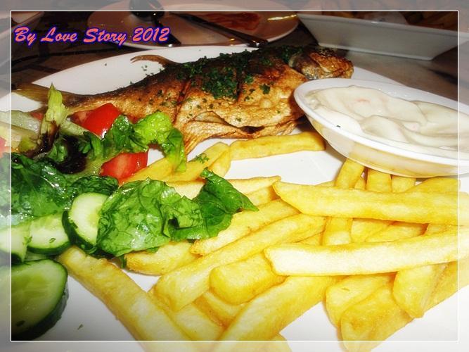 454412 المسافرون العرب مطعم الطربوش اللبناني - مول البراميد