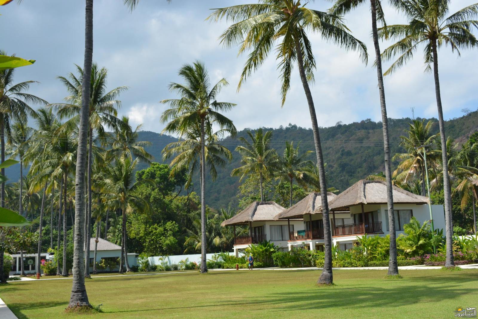 456409 المسافرون العرب جزيرة لومبوك في منتجع living asia resort and spa