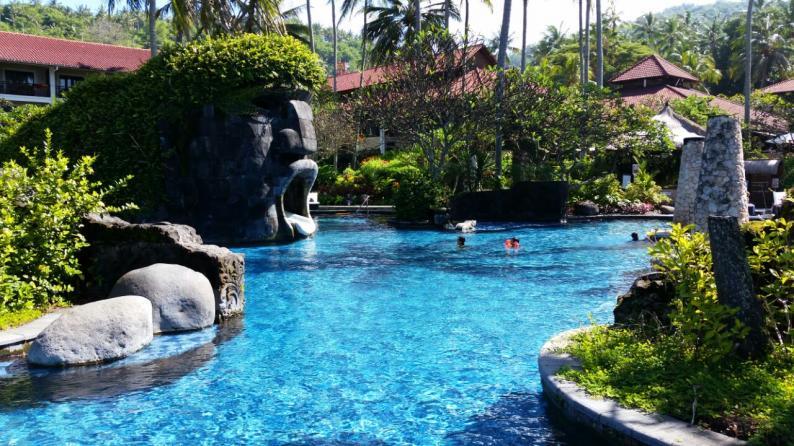 461128 المسافرون العرب جزيرة لومبوك الإندونيسية
