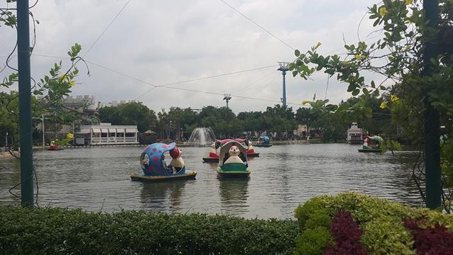 469214 المسافرون العرب التسوق و السباحة في تايلاند