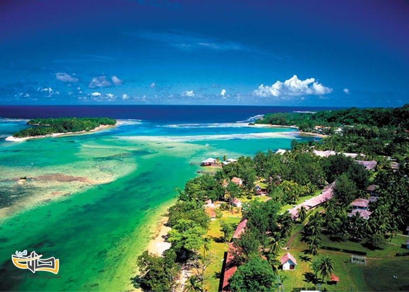 معالم طبيعية وسياحية جمهورية فانواتو معلومات وصور 4808 المسافرون العرب