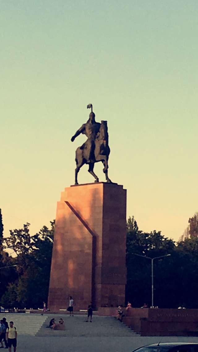 491756 المسافرون العرب قرقيزيا والاجواء الصيفية