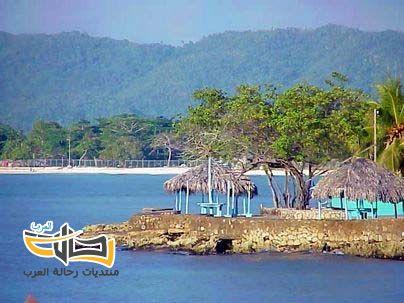 أشهر المظاهر والمعالم الطبيعية وجزر الكاريبى 4996 المسافرون العرب