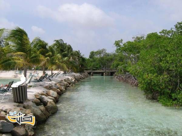 أشهر المظاهر والمعالم الطبيعية وجزر الكاريبى 4997 المسافرون العرب