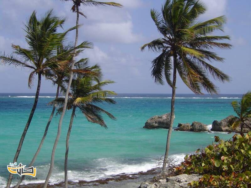 أشهر المظاهر والمعالم الطبيعية وجزر الكاريبى 4998 المسافرون العرب