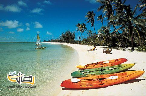 أشهر المظاهر والمعالم الطبيعية وجزر الكاريبى 5000 المسافرون العرب