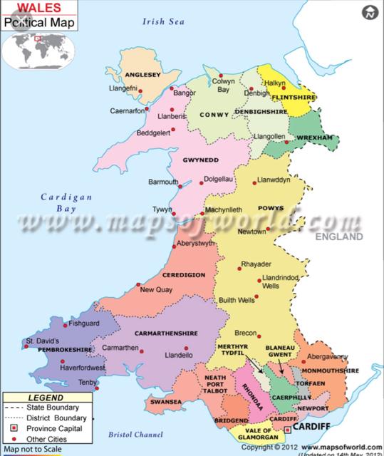 مناطق بريطانيا ومقاطعاتها-509044