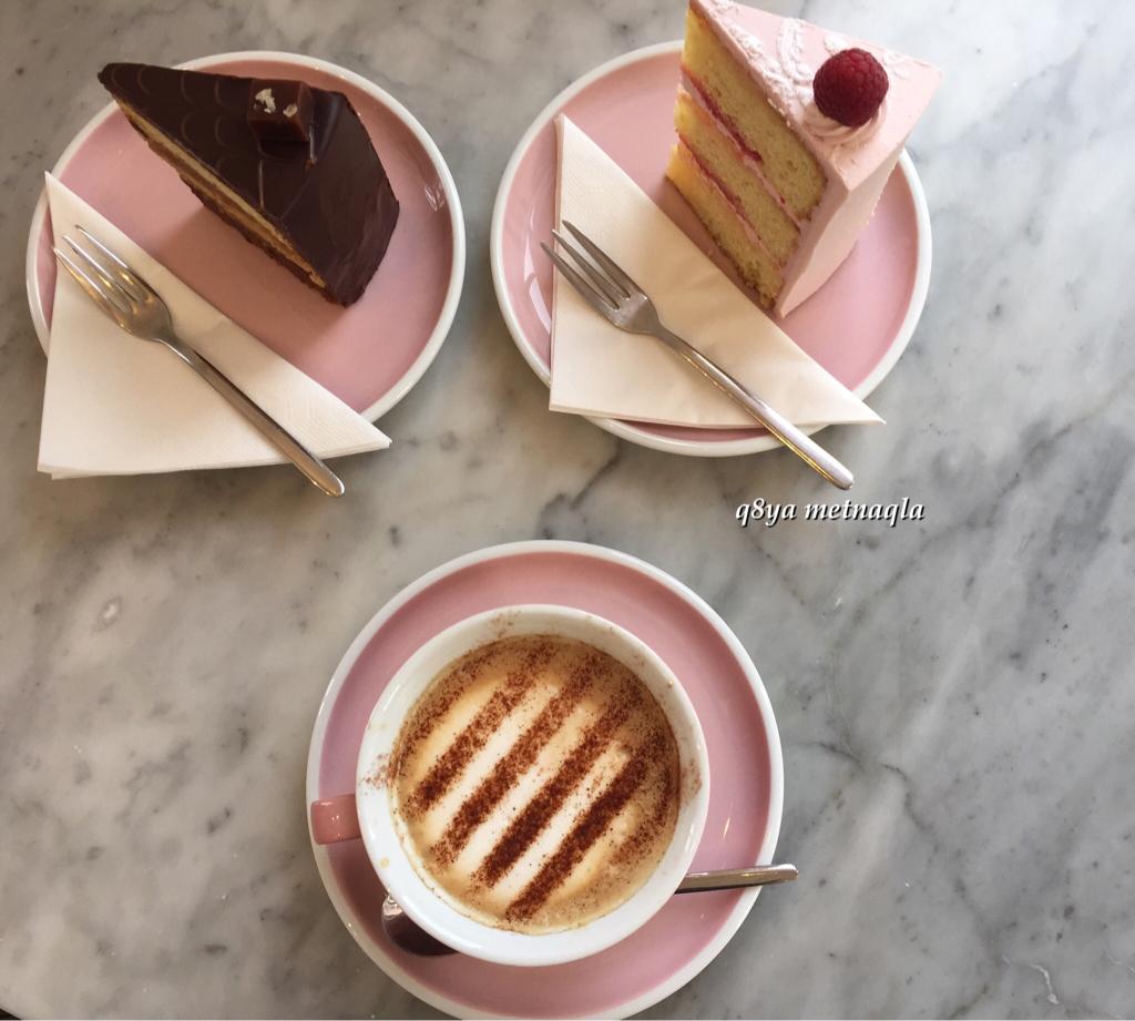 518295 المسافرون العرب مطعم peggy porschen cake & cafe
