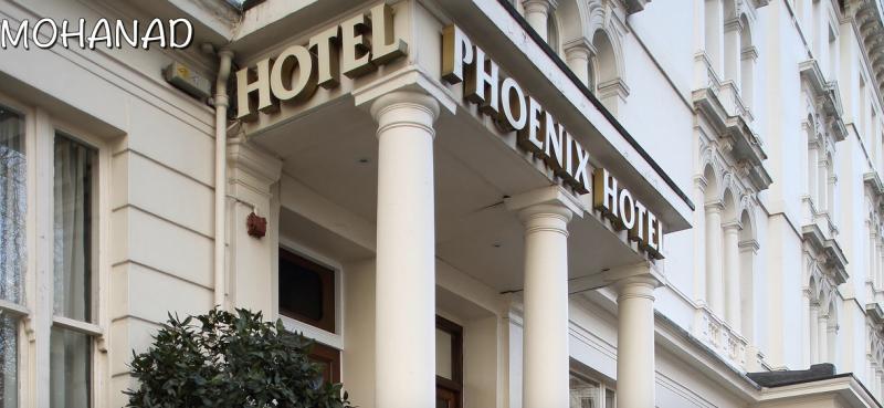 518945 المسافرون العرب فندق phoenix hotel في لندن