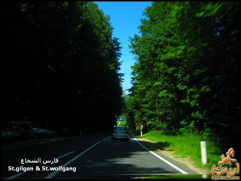 قريه ولف قانق st.wolfgang 538814 المسافرون العرب