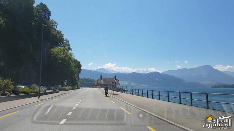 رحلة شيقة الى جبال الالب ونهر السي-540183