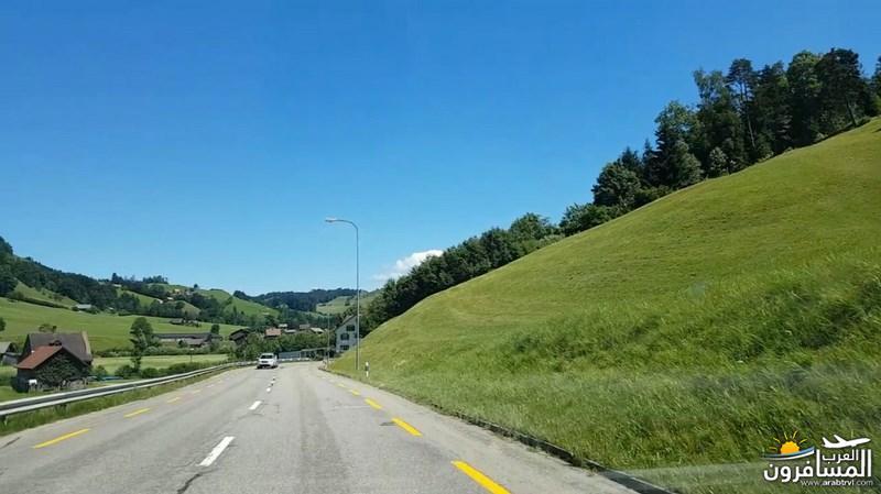 رحلة شيقة الى جبال الالب ونهر السي-540289