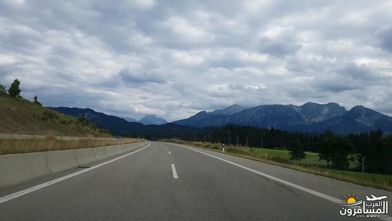 رحلة شيقة الى جبال الالب ونهر السي-540350