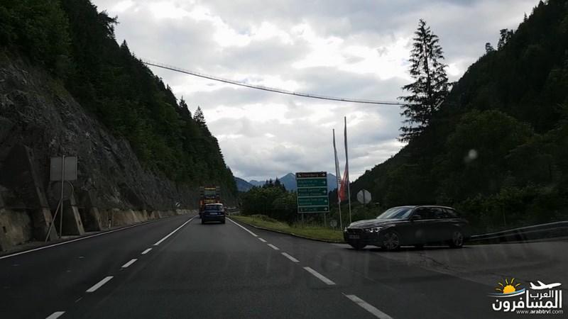 رحلة شيقة الى جبال الالب ونهر السي-540361