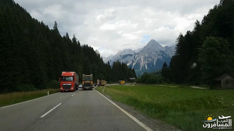 رحلة شيقة الى جبال الالب ونهر السي-540376
