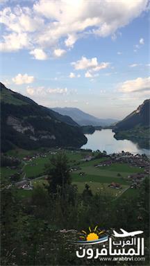 سويسرا بيوت ملوّنة و جداريات-543846
