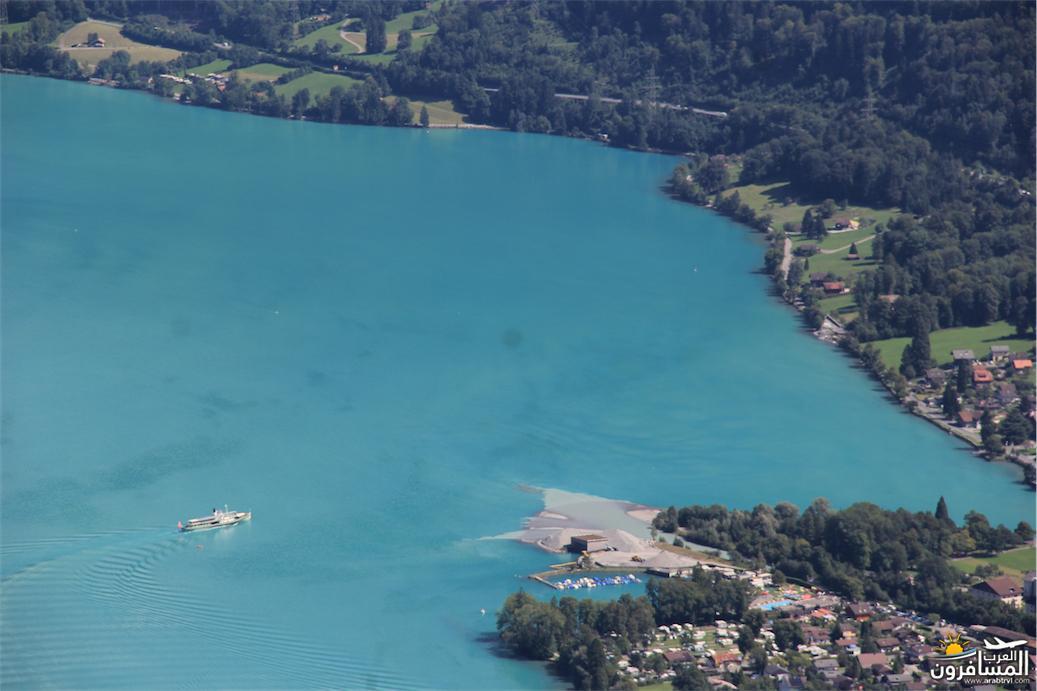 سويسرا بيوت ملوّنة و جداريات-543853