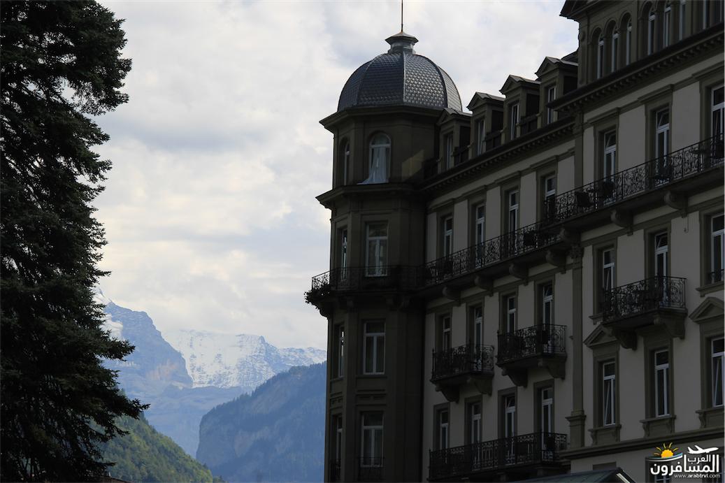سويسرا بيوت ملوّنة و جداريات-543861