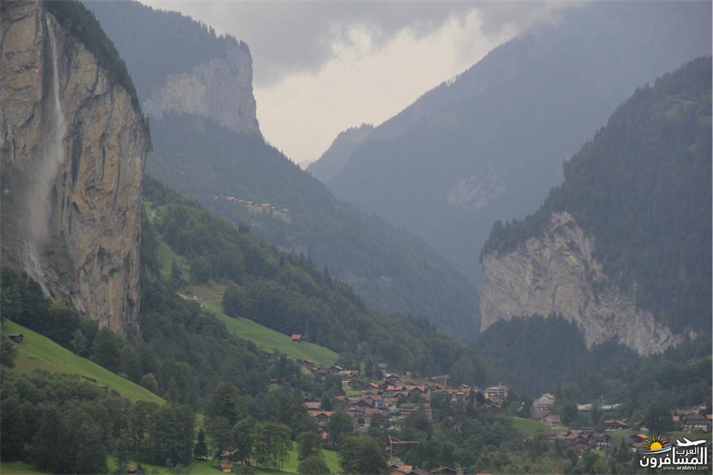 سويسرا بيوت ملوّنة و جداريات-543894