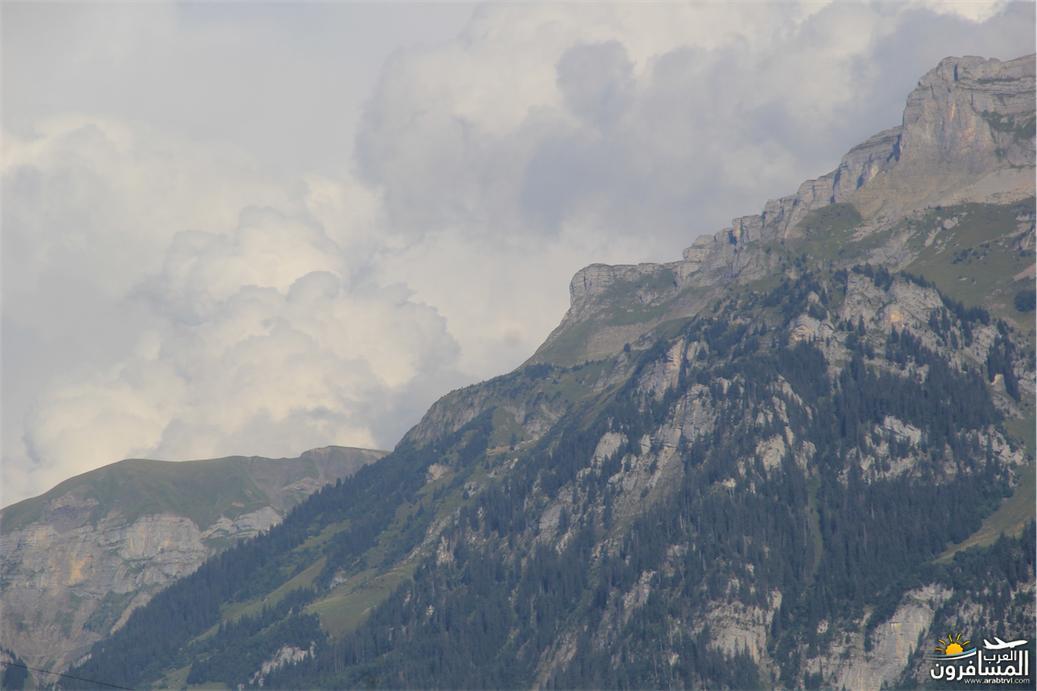 سويسرا بيوت ملوّنة و جداريات-543963