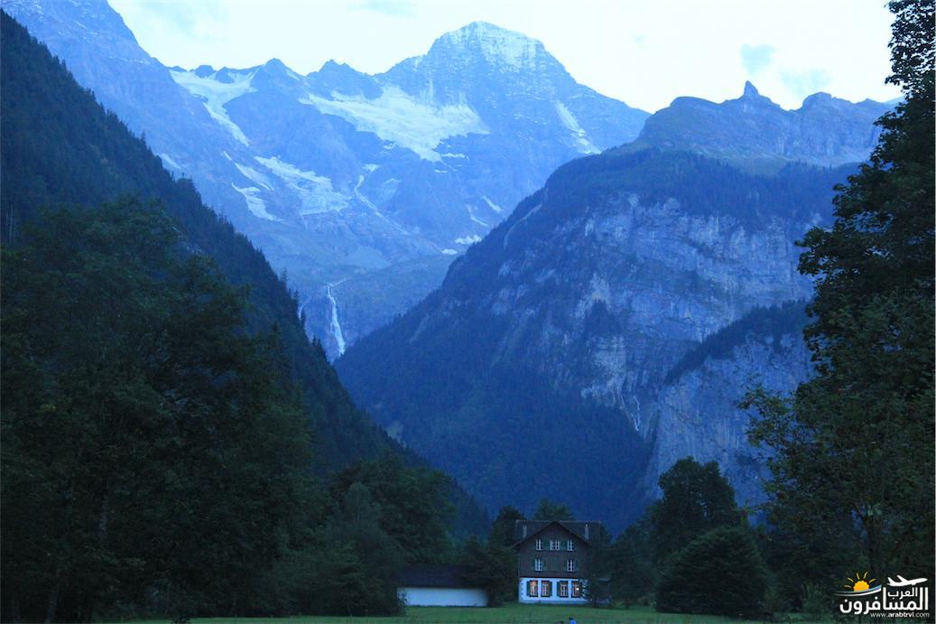 سويسرا بيوت ملوّنة و جداريات-543971