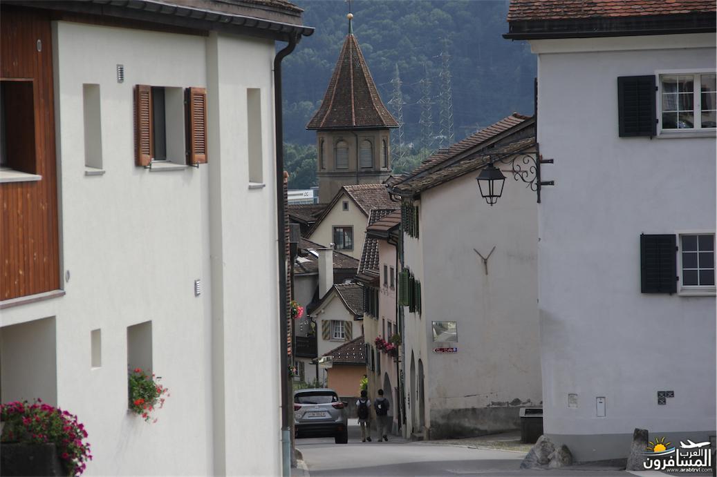 سويسرا بيوت ملوّنة و جداريات-543987