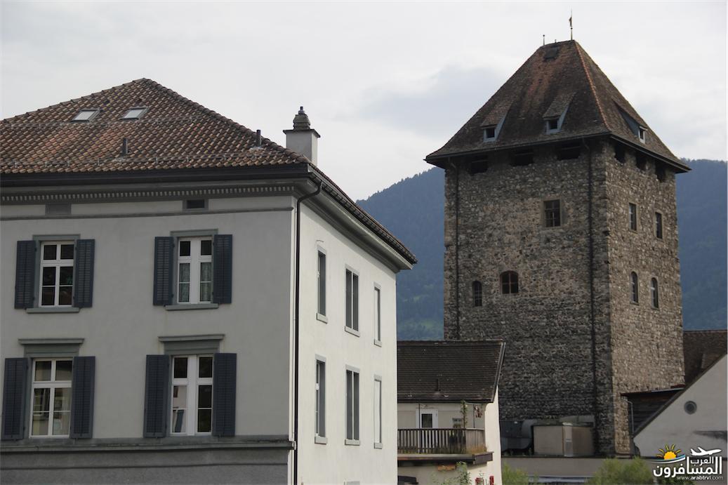 سويسرا بيوت ملوّنة و جداريات-543997
