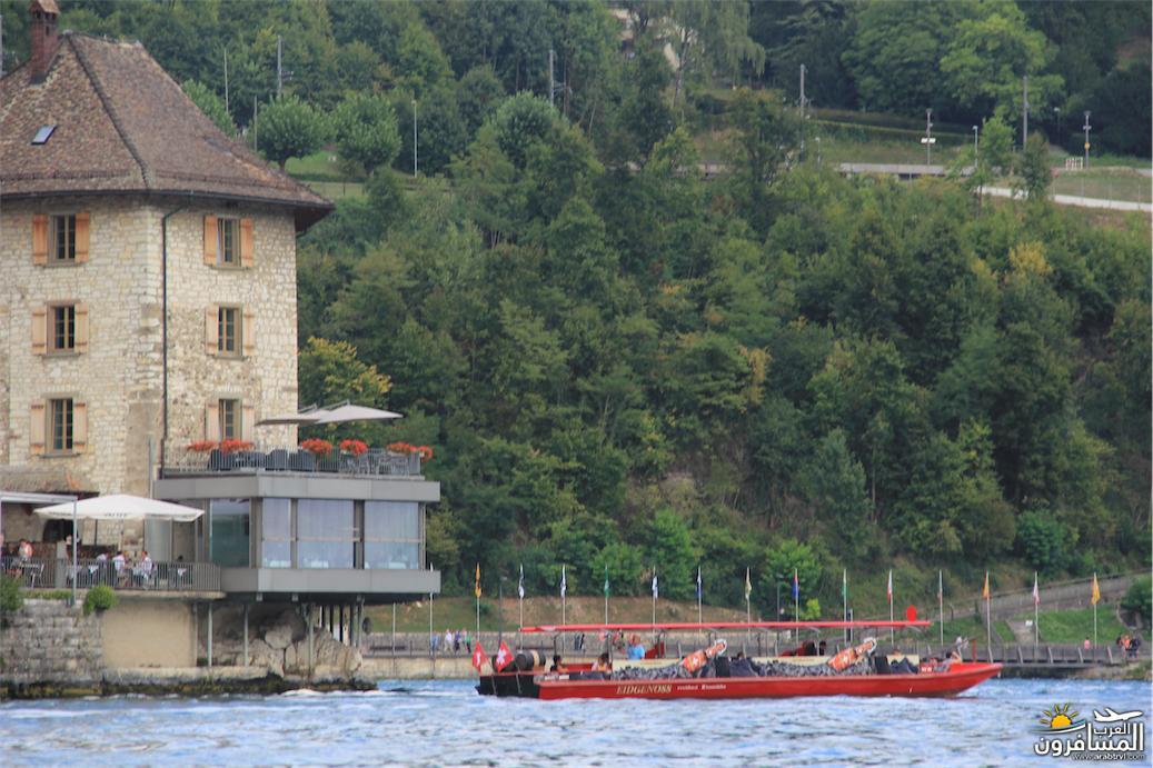سويسرا بيوت ملوّنة و جداريات-544009