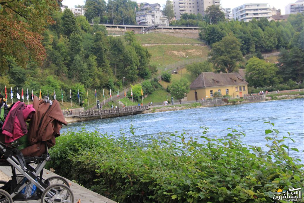 سويسرا بيوت ملوّنة و جداريات-544014