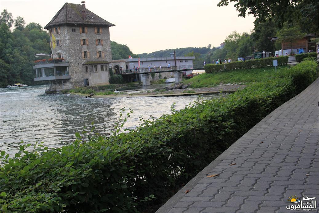 سويسرا بيوت ملوّنة و جداريات-544015