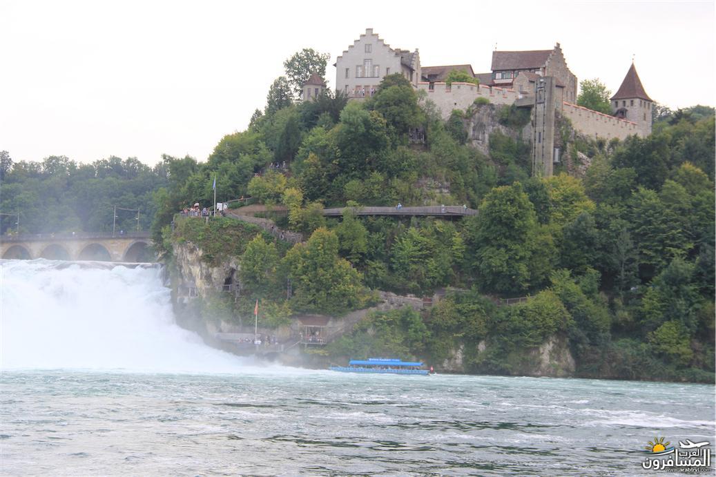 سويسرا بيوت ملوّنة و جداريات-544016