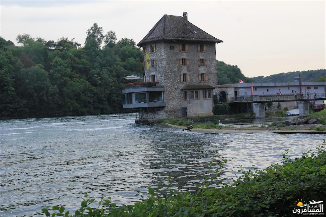 سويسرا بيوت ملوّنة و جداريات-544017