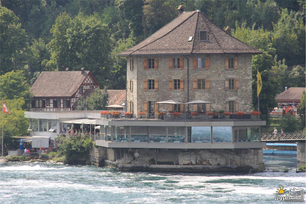 سويسرا بيوت ملوّنة و جداريات-544021