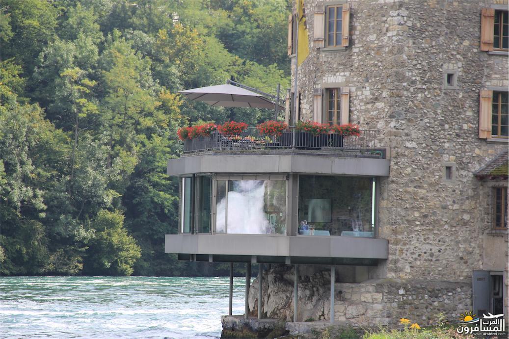 سويسرا بيوت ملوّنة و جداريات-544025