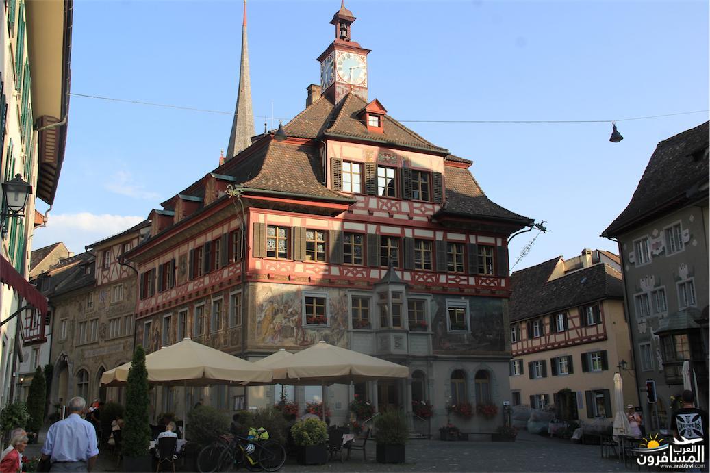 سويسرا بيوت ملوّنة و جداريات-544028