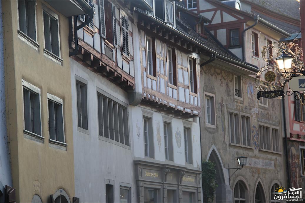 سويسرا بيوت ملوّنة و جداريات-544034