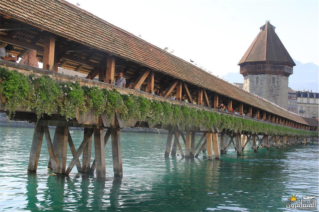 سويسرا بيوت ملوّنة و جداريات-544035