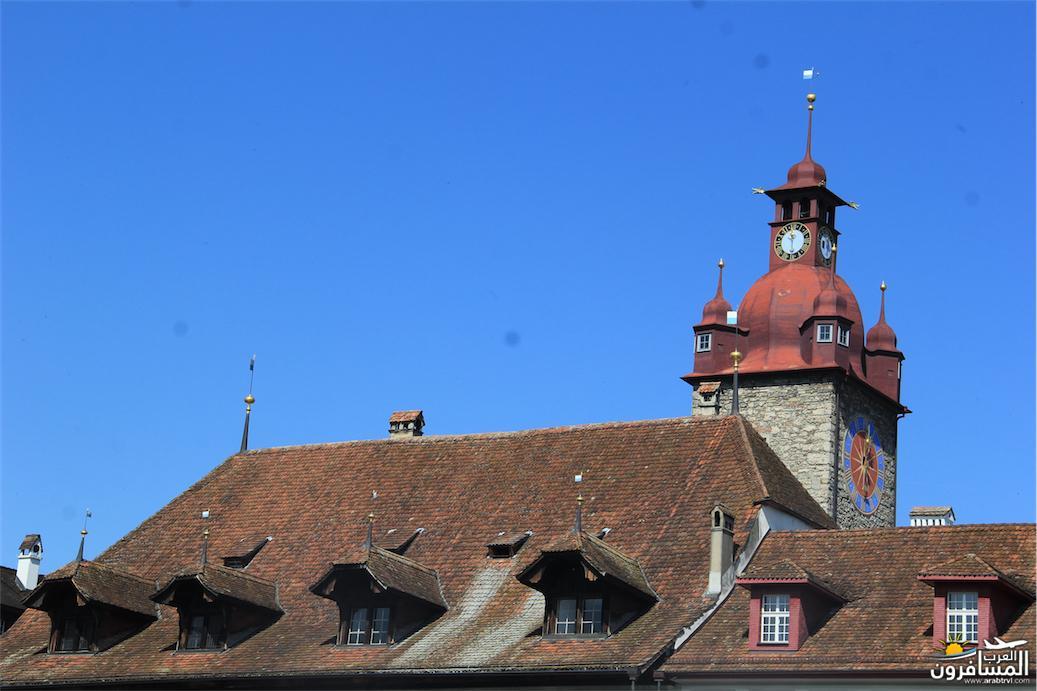 سويسرا بيوت ملوّنة و جداريات-544039