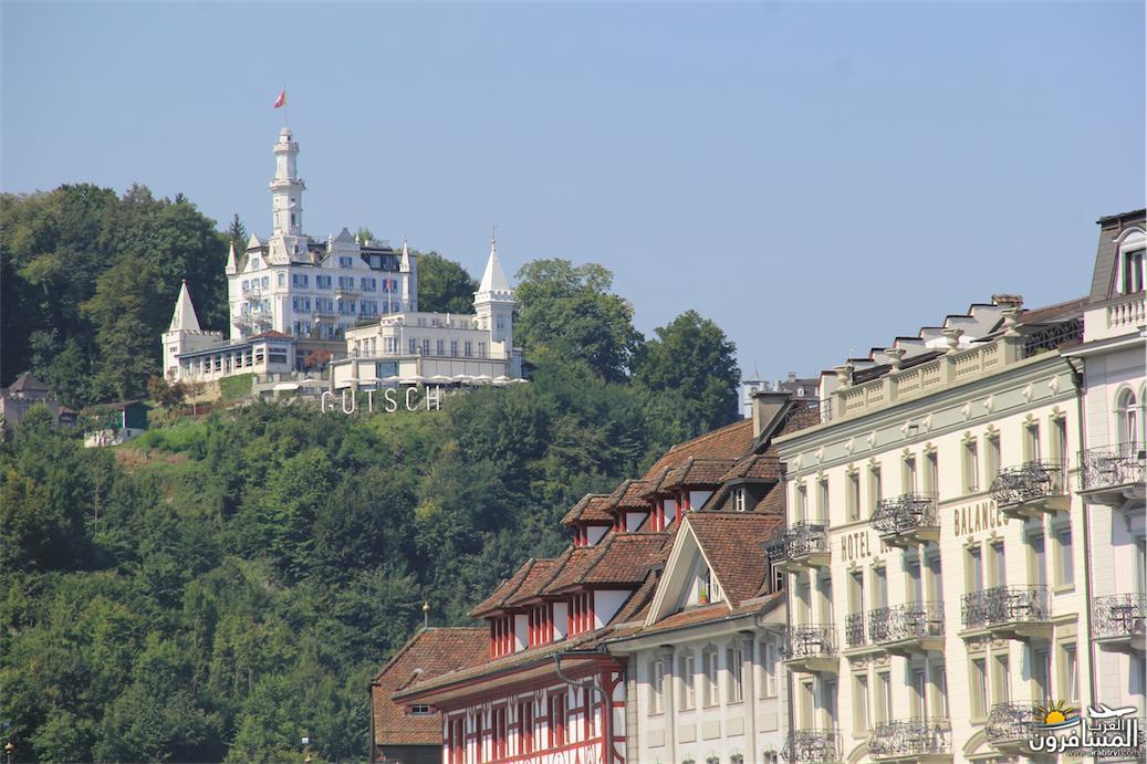 سويسرا بيوت ملوّنة و جداريات-544041